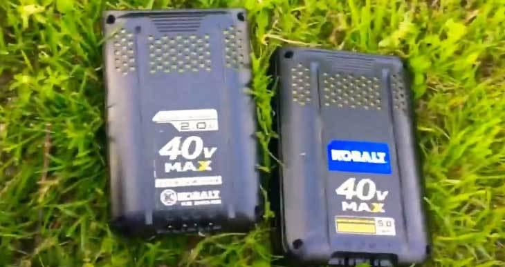 Kobalt pole Saw Review(battery)